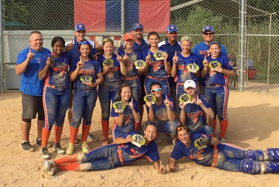 Wheaton Wildcats Travel Softball Team