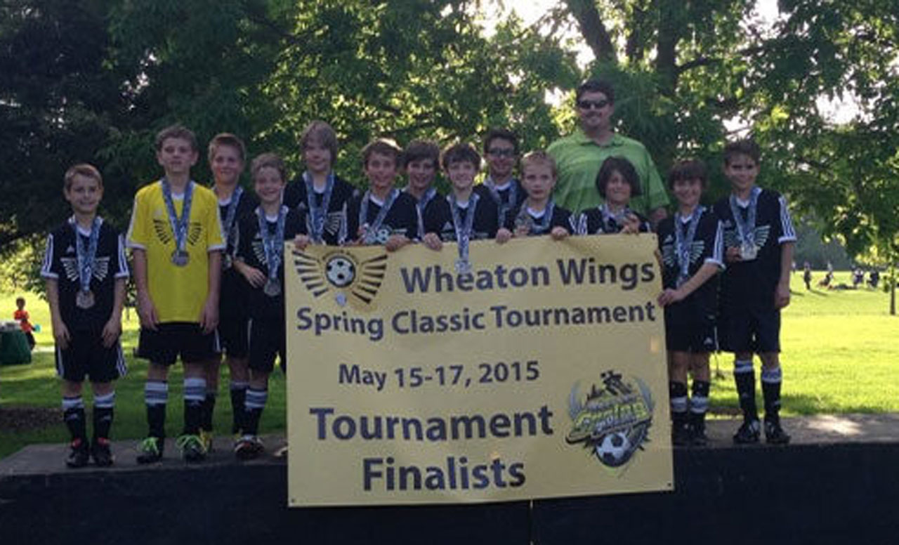 U11 Boys Yellow